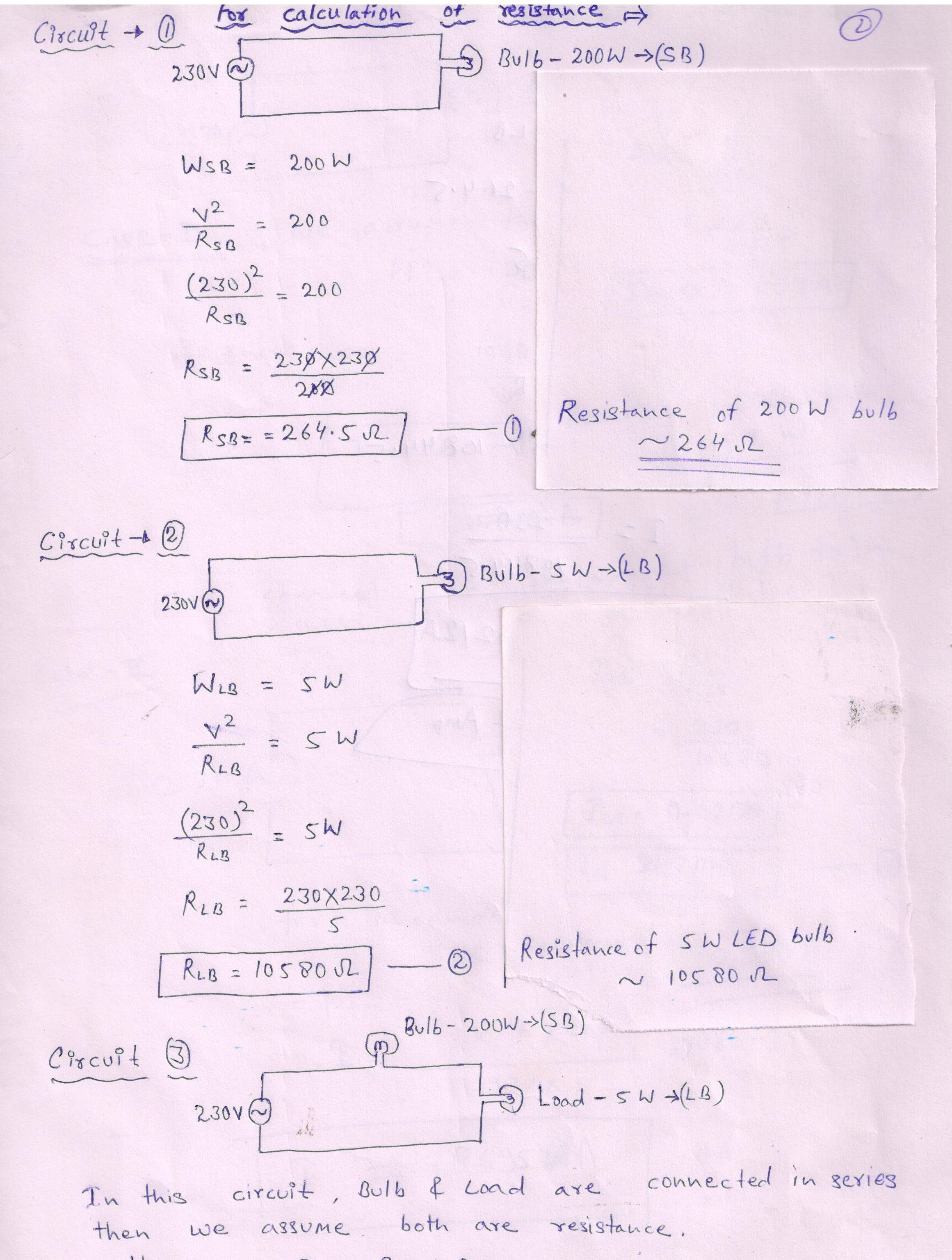 How To Provide Short Circuit Protection Testing Equipment Led Wiring Diagram Calculator Calculation Of Resistance For 5 Watt Bulb And 200 Incandenscent In Protecfor