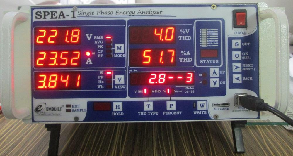 led driver testing, SMPS Testing, 4 Watt LED Bulb, 4 Watt LED Bulb Testing,SPEA-1 Main page for 4 Watt LED Bulb