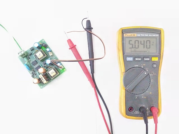 How to measure the Ripple of DC Power Supply or SMPS or LED Driver ...